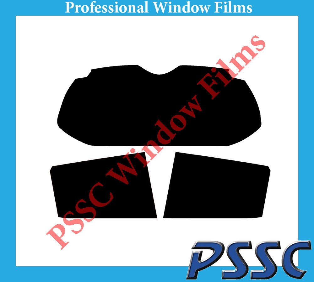 PSSC Pre Cut Rear Car Window Films - for Nissan Juke 2010 to 2016