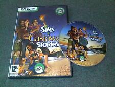 The Sims Castaway Stories PC DVD ROM
