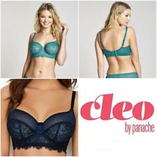 Cleo by Panache Piper 9351 Sherbert Underwired Longline Bra New Womens Lingerie