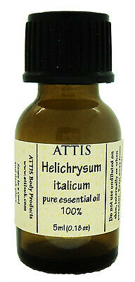 Helichrysum Italicum 100% pure natural essential oil | Therapeutic grade