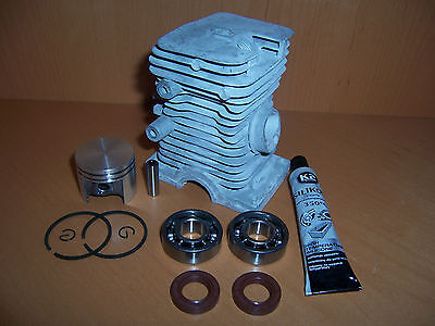 Kolben Zylinder passend Stihl 018 180 neu+2Wellendichtringe motorsäge kettensäge