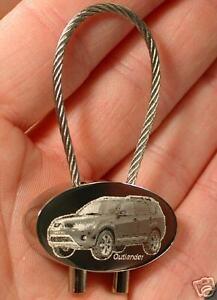 Schlüsselanhänger Haben Sie Einen Fragenden Verstand Mitsubishi Outlander Schlüsselanhänger Billigverkauf 50%