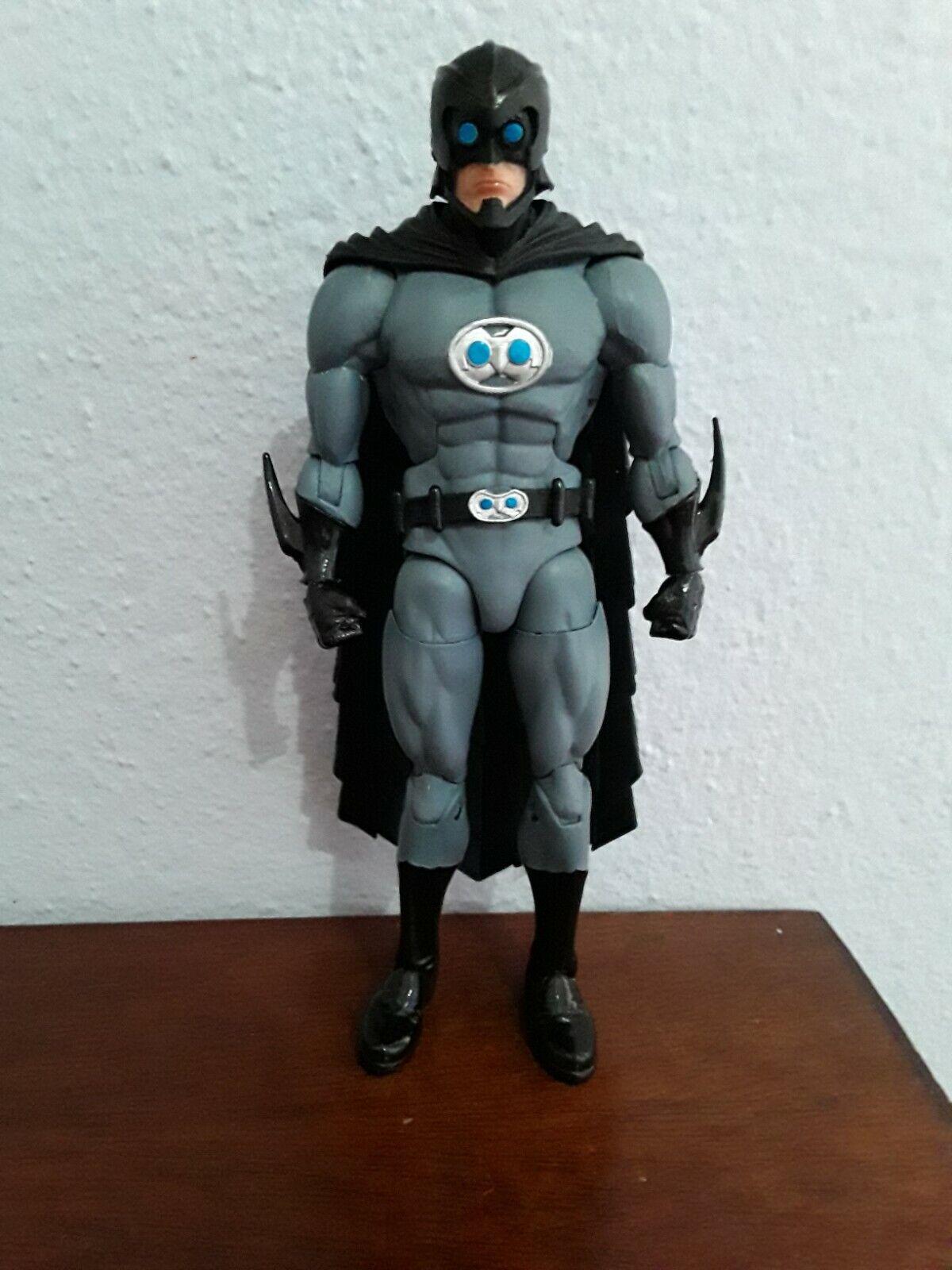 DC Collectibles-DC Comics Crime Syndicate Super-Villains  Archer Action Figure