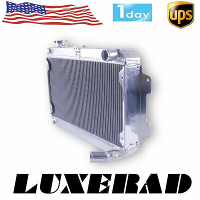 3 row Aluminum Radiator for Mazda RX-7 RX7 S1 S2 S3 1979-1985 80 81 82 83 84 MT