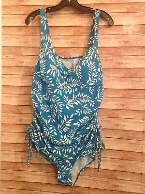 womens plus size one piece bathing suit size 24W