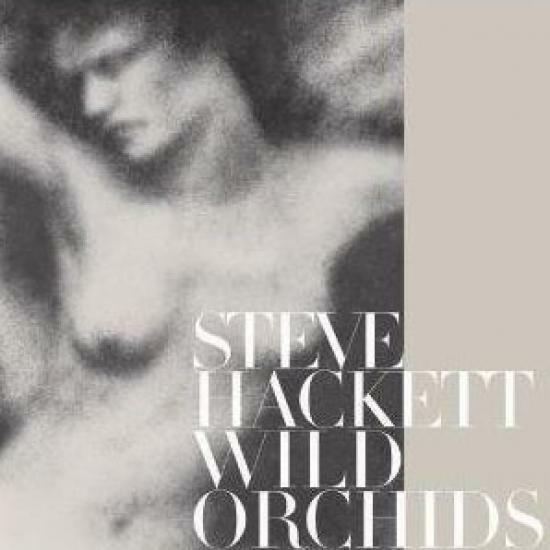 Hacket, Steve - Wild Orchids CD #33772