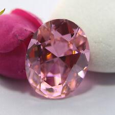 UNHEATED 31.10ct Pink Sapphire 15x25mm Diamond Emerald Cut AAAA Loose GEMSTONES