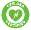 thumbnail 5 - CPR-AED-Certified-Circle-Emblem-Vinyl-Decal-Window-Sticker-Car