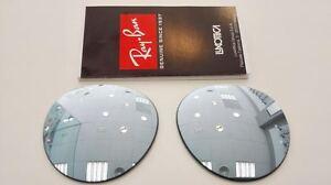 Rb Round Ray Lenti Rb3447 Metal 30 3447n 50 019 ban ricambio qxHzp
