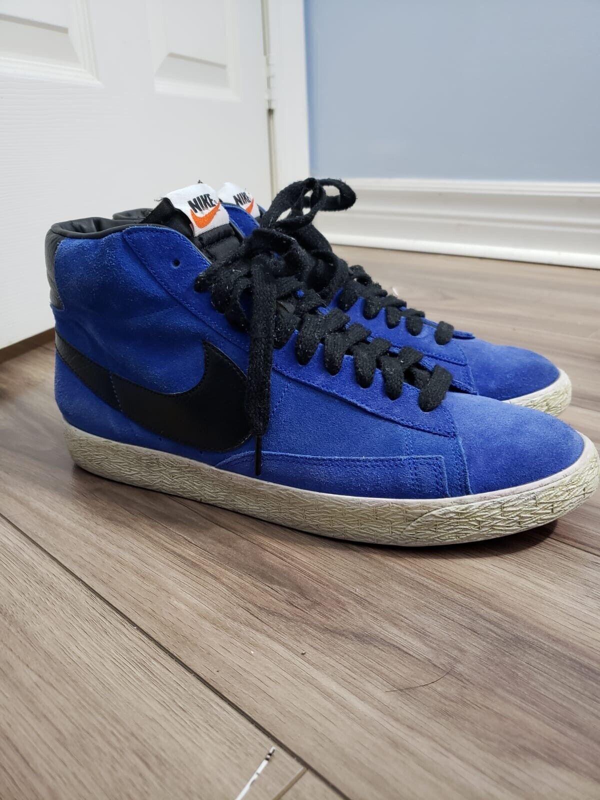 half off 14eee b1163 VNTG High Blazer Nike Vintage 344344-411 SB '77 Pacific ...