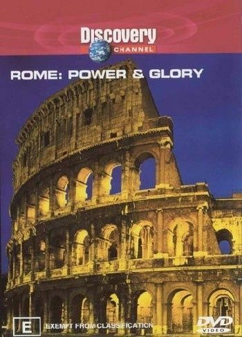Discovery - Rome: Power And Glory DVD