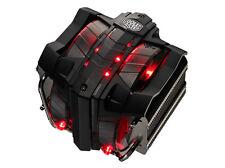 CoolerMaster V8 Ver 2, 8 Heatpipe Vapor Chamber, CPU Cooler, Dual PWM Fan