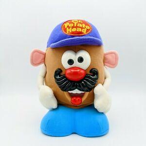Mr Potato Head Knock Knock Talking Plush Vintage Playskool Hasbro Joke Doll 1997