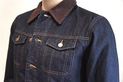 Diesel Fifty Five Denim Jacket New Mens Size XL 55DSL Jean Jacket