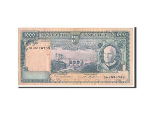 40-45 Angola Friendly Ef 1000 Escudos 1970 G9 Ch 026753 Products Hot Sale Km #98 #44814