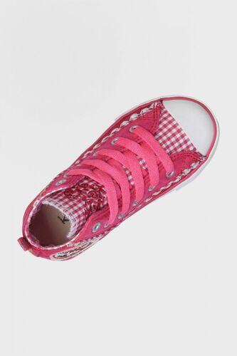 4180 Krüger Budapest Chaussures Enfants Sneaker rose taille 30