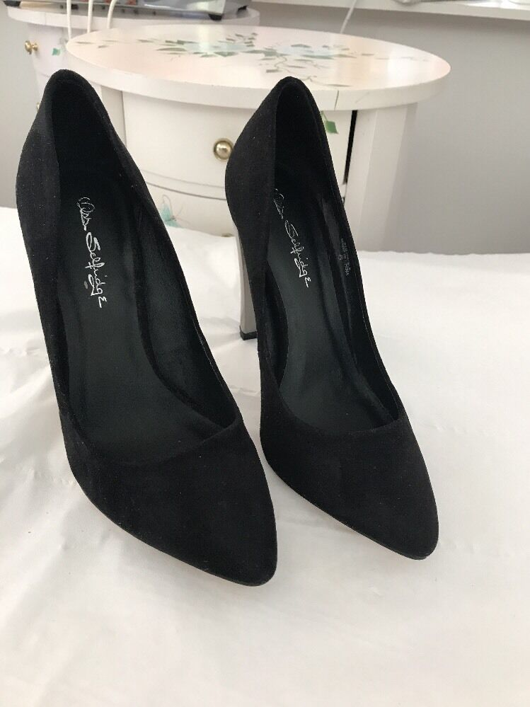 Miss Selfridge Wouomo High Heeled scarpe  Dimensione 6  negozio all'ingrosso