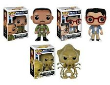 Independence Day - 3 Vinyl Figuren - Funko Pop! (Steve, David, Alien)
