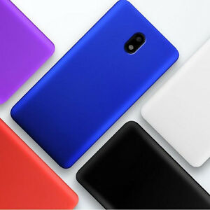 buy popular db97a 7c611 Details about For Nokia 3 N3 Snap One slim Rubberized hard case back cover