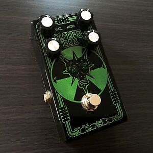 IDIOTBOX-EFFECTS-BLOWER-BOX-BASS-DISTORTION-PEDAL-NEW-AUTHORIZED-DEALER