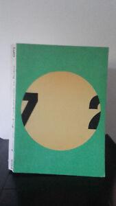 Dodici Ans Arte Contemporaneo IN Francia - 1972 - Museo Nazionale