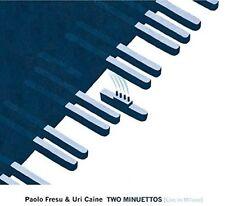 PAOLO/CAINE,URI FRESU - TWO MINUETTOS-LIVE IN MILANO   CD NEU