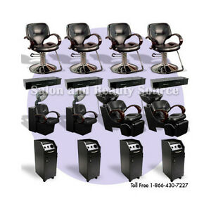 Salon package spa beauty furniture equipment ebay for Salon spa furniture and equipment