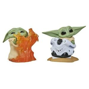 Star Wars The Bounty Collection Series 2 The Child Toys Helmet Hiding Pose,