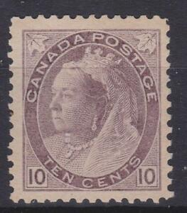 Canada-1898-83-Queen-Victoria-034-Numeral-034-Issue-MH-F-VF