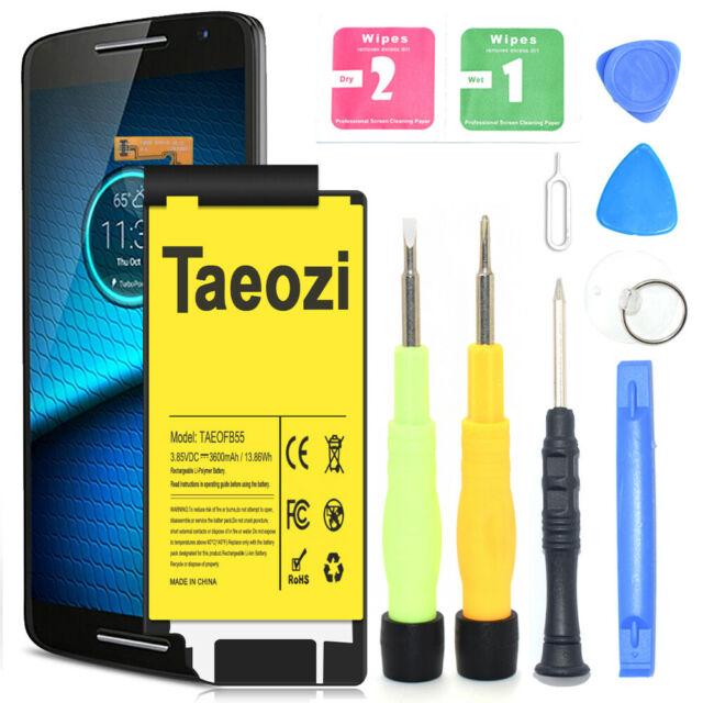 Tool FB55 Battery for Motorola Droid Turbo 2 XT1585 XT1581 //Moto X Force XT1581