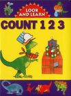 Look and Learn with Little Dino: Count 123 by Anness Publishing (Board book, 2014)