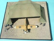 Airmodel Products 1/72 LUFTWAFFE MAINTENANCE TENT Vacuform Kit