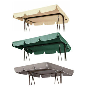 Replacement Canopy For Swing Seat 2 & 3 Seater Sizes ...