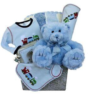 NEW-BABY-BOY-Blue-Gift-Hamper-Baby-Gift-Basket-Baby-Shower-Gift-for-Baby-Boy