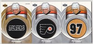 03-04-Trilogy-Jeremy-Roenick-Star-Crest-Of-Honor-Flyers-2003