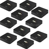 10x R39 Quad Core Smart Android6.0 Tv Box Mini Pc H.265 Wifi Dlna Miracast 4k 8g