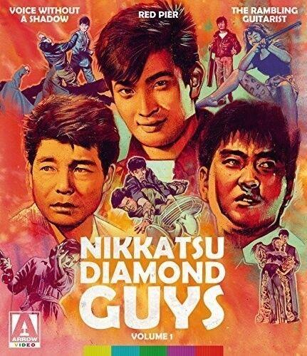 Nikkatsu Diamond Guys 1 [New Blu-ray]