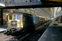 British Rail 73130 diverted VSOE Dover Western Docks 1982 Rail Photo
