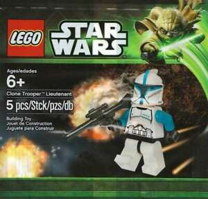 LEGO-STAR-WARS-5001709-CLONE-TROOPER-LIEUTENANT-POLYBAG-RETIRED-NEW-LA026