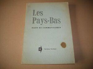 Livre-1959-034-Les-Pays-Bas-034-faits-et-commentaires