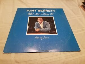 Tony-Bennett-Who-Can-I-Turn-To-Vinyl-Record-LP-Columbia-Specialty-Products