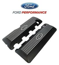 Ford Mustang 5.0L Coyote Flat Black Coil Covers Ford Performance M-6P067-M50BL