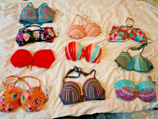 Select One 38DD Shade /& Shore Swim Suit Bikini Top Brand NEW with Tags NWT