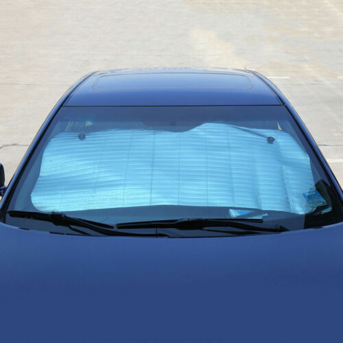 Car Windshield Sun Visor Cover Block Foldable Sun Shade AntiUV Protector Screen