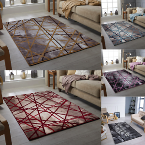 Details About Modern Rug Small Large Soft Quality Thick Long Floor Carpet Runner Rugs Mats Uk