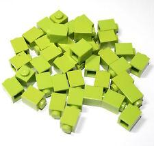 40x LEGO® Stein 1x1 3005 NEU Lime Grün Hellgrün