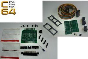 Faszination-C64-Parallelkabel-fuer-Commodore-64-mit-Portschutz-BAUSATZ-1806