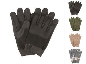 Mil-tec Army Gloves Handschuhe Schutzhandschuhe Arbeitshandschuhe S-xxl Ohne RüCkgabe