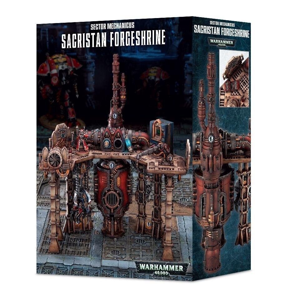 Sector Mechanicus Sacristan Forgeshrine    64-74 ba29c7