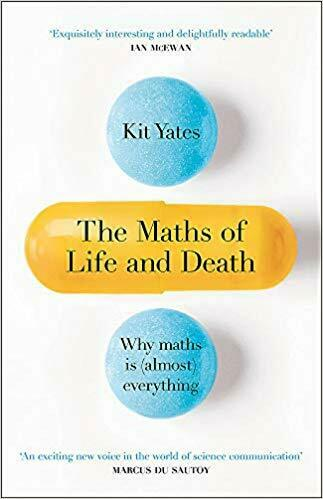 New The Maths of Life and Death by Kit Yates (Paperback) Free Postage